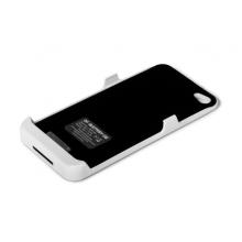 Чехол-аккумулятор для iPhone 4/4S 3000 mAh белый