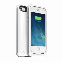 Защитный чехол-аккумулятор для iPhone 5/5S 3000 mAh белый
