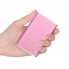 Аккумулятор Yoobao Power Bank 5200 mAh YB-6012 Pink