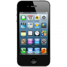 Apple iPhone 4S 16Gb Black (черный)