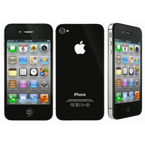 Айфон 4 s белый фото
