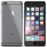 Apple iPhone 6 Plus 16Gb Space grey (серый космос) (LTE) 4G